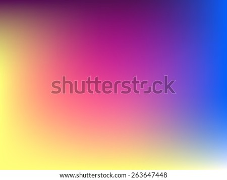 Colorful pattern with blurred texture and pleasant colors - stock vector
