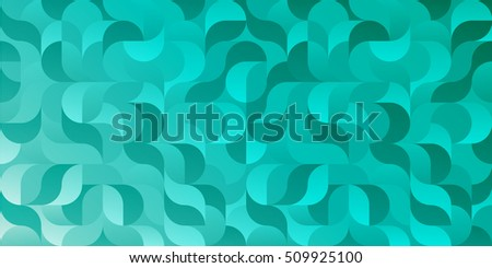 Colorful rectangular geometric gradient background pattern in bright colors for the decoration covers, banners, posters and Web sites. Vector illustration of a modern flat style.