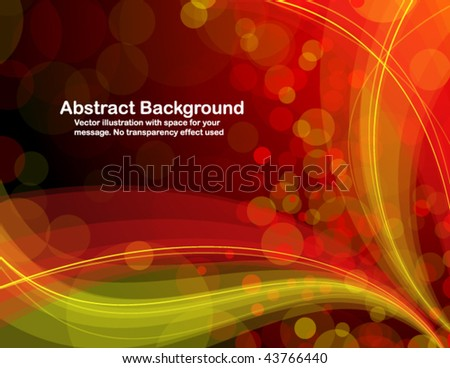 Colorful shiny background in bright colors. Vector illustration. - stock vector