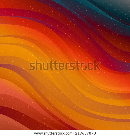 colorful shiny vector abstract background - stock vector