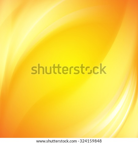Colorful smooth light lines background with smooth waves. Asymmetric lines. Abstract background for science presentations. Vector Illustration. - stock vector