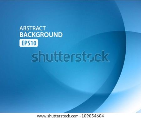 Colorful smooth twist light lines vector background. - stock vector