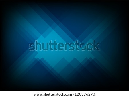 Colorful smooth twist light lines vector background - stock vector