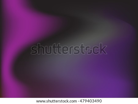 Colorful smooth twist purple  vector texture.Beautiful abstract elegant futuristic background.