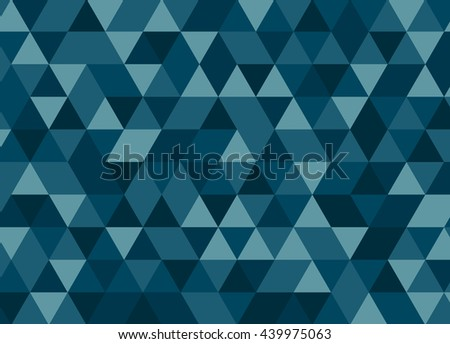 Colorful tile vector background illustration. Triangle geometric mosaic ? pattern.