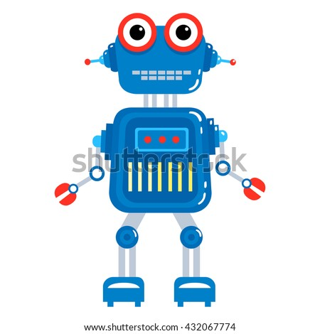 Robot-clipart Stock Images, Royalty-Free Images & Vectors ...