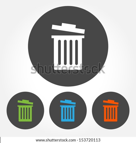 trash can stock images royaltyfree images amp vectors