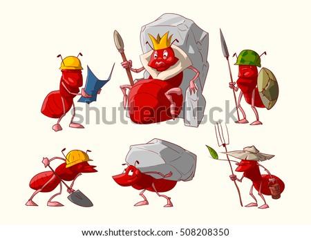 King Queen Cartoon Stock Images RoyaltyFree Images