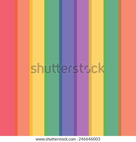 colorful vertical  row background,Vector illustration
