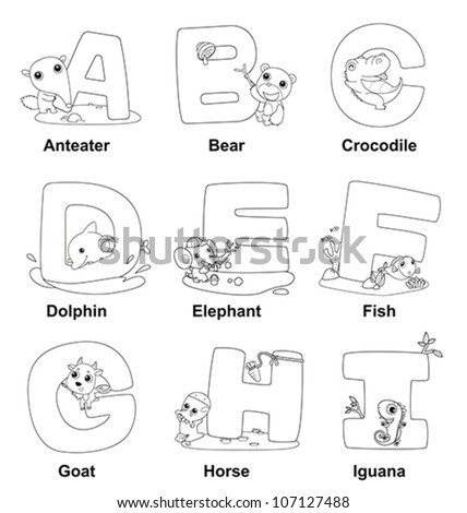Colorful Alphabet Stock Photos, Royalty-Free Images & Vectors ...