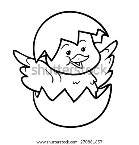 Cartoon Yeti Coloring Pages