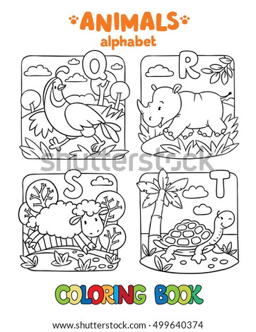 Coloring Book Funny Engineer Inventor Man Stock Vector 586347089 ...