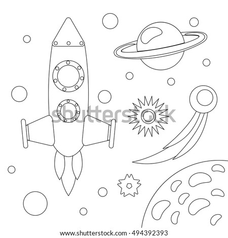 meteor and frinds coloring pages - photo#12