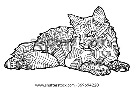 Color Book Pages Inspiration Coloring Book Pages Stock Images Royaltyfree Images & Vectors .