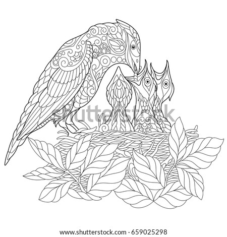 Flying Songbird Stock Images Royalty Free Images Vectors