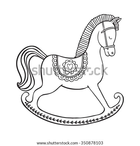 Toy Horse Stock Images, Royalty-Free Images & Vectors | Shutterstock