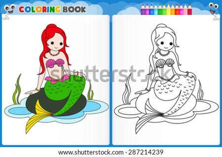sample coloring pages for kids - photo#20