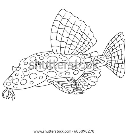 Cartoon Catfish Stock Images Royalty Free Images Vectors