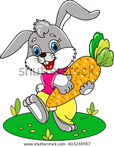 Rabbits coloring pages  Free Coloring Pages