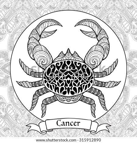 astrological signs coloring pages - photo#24