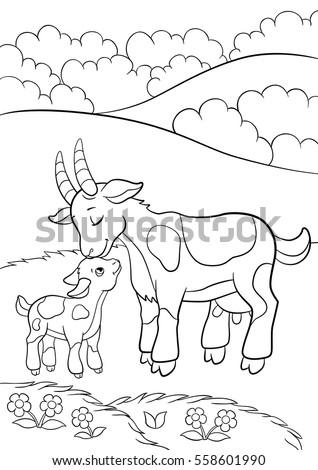 Goat Stock Vectors Images Amp Vector Art