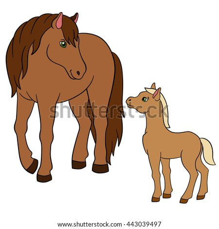 foal stock images royalty free images vectors shutterstock. Black Bedroom Furniture Sets. Home Design Ideas