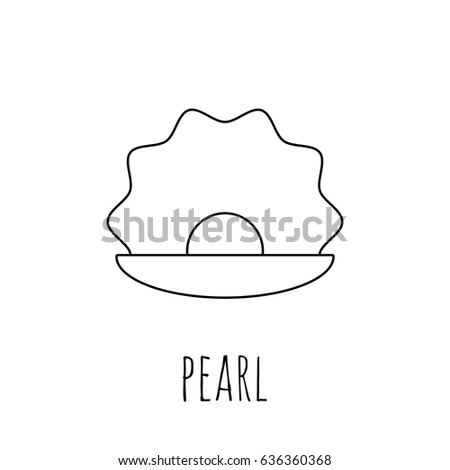 coloring pages pearl painting page game for children sea creatures