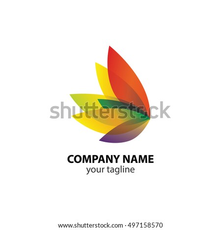 Colourful Logo Template