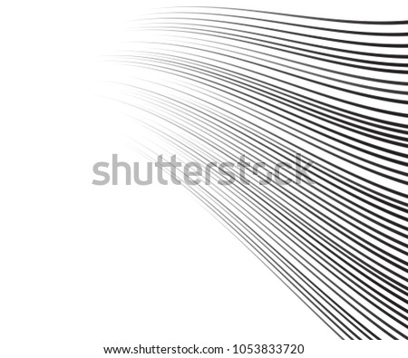 Comic speed lines background rectangle fight stamp for card manga or anime graphic texture