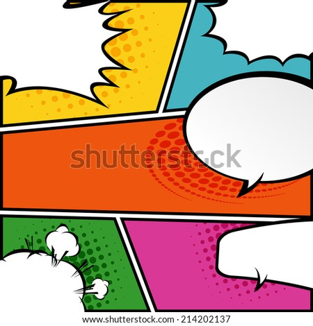 Comic Template Stock Images, Royalty-Free Images & Vectors ...