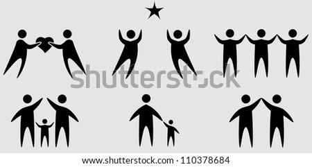 gay and lesbian Star family logo