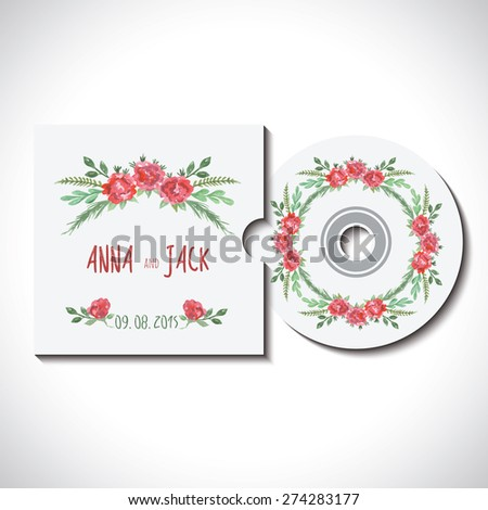 Dvd Cover Template Stock Images RoyaltyFree Images  Vectors