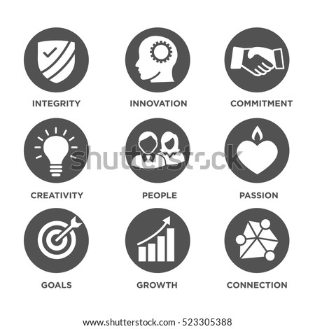 Core Values Stock Photos, Royalty-Free Images & Vectors - Shutterstock
