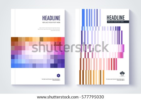 Company Profile Template Stock Images RoyaltyFree Images