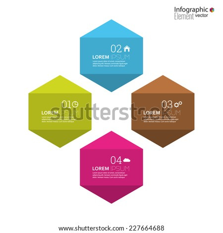 Comparative chart with banner for presentation, informative forms. Option. Infographic for  annual report, statistics, infochart, advertising, web button, explanation. Process step by step. analyze - stock vector