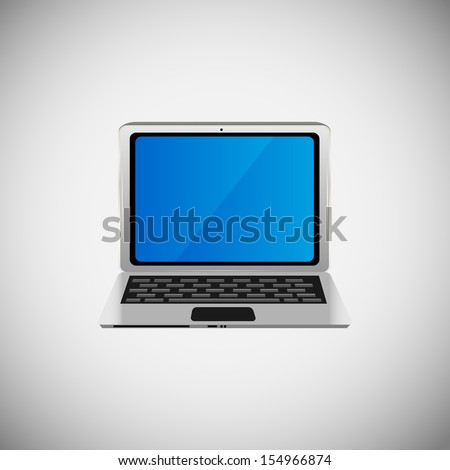 Computer application icons vector illustration - stock vector