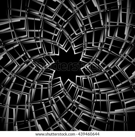 Broken Glass 4 Stock Vector 11409454 Shutterstock