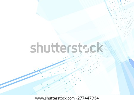 Concept business background. - stock vector