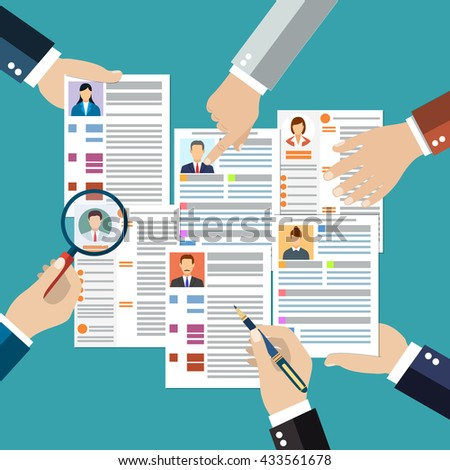 resume personnel