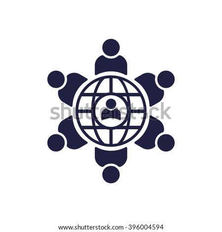 Conference Icon JPG, Conference Icon Graphic, Conference Icon Picture, Conference Icon EPS, Conference Icon JPEG, Conference Icon Art, Conference Icon, Conference Icon Vector, Conference sign - stock vector