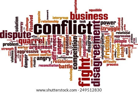 Conflict resolution - mywordsearch.com