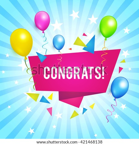 Congratulations Stock Images, Royalty-Free Images ...