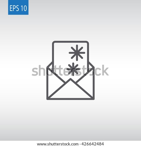 Congratulation Icon.  Congratulation Icon Vector.  Congratulation Icon Art.  Congratulation Icon eps.  Congratulation Icon Image.  Congratulation Icon logo.  Congratulation Icon Sign. - stock vector