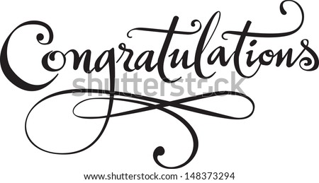 congratulations stock vector royalty free 148373294 shutterstock