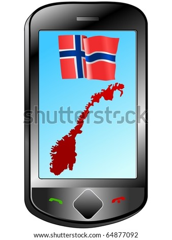Connection with Norway