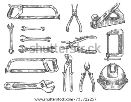 carpentry tools stock images  royalty