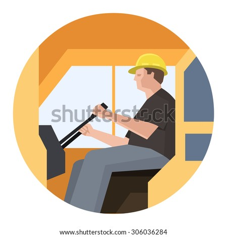 construction machine operator