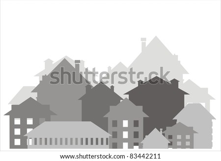 construction real estate icon - stock vector