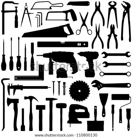 Carpentry Tools Stock Images, Royalty-Free Images & Vectors ...