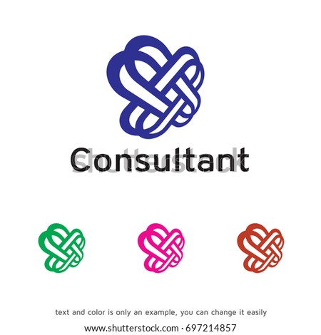 Consulting logo stock images royalty free images for Consulting logo design